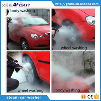 STAINLESS STEEL Material portable semi-auto car washer