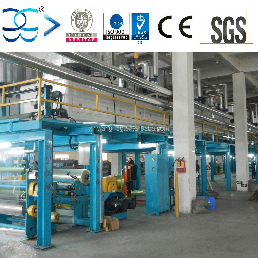 Automatic Paper Adhesive Tape Coating machine
