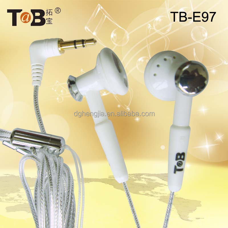 2015 cheap new products china wholesale in-ear earphone & headphone for smart phone tablet