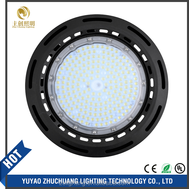 High Quality 50w led UFO bay light for Indoor/outdoor led high bay industrial lamp 22500LM Factory direct sale
