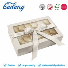 China Supplier Custom design luxury Lovely Sweet Empty Candy Paper Box Chocolate Packaging Boxes For Wedding Invitation