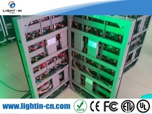Fast chip speed korea wholesale electronics led tv panel video dot matrix outdoor full color smd led module p10