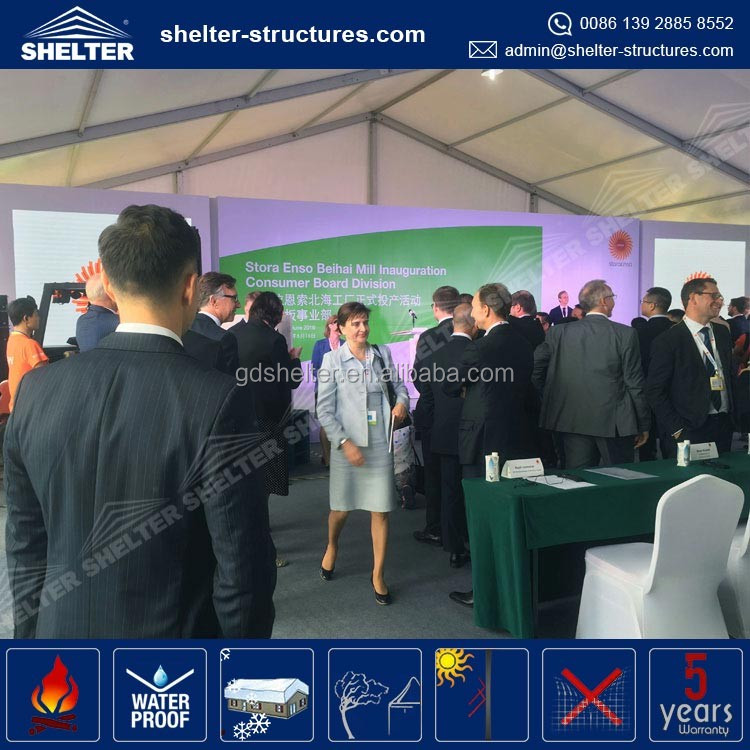 Temporary Shelter Structures gazebo tents for different events, parties, weddings, Have office in Beijing, Shanghai, Guangzhou