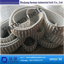 Special processing pu timing belt/timing belt with guide bar