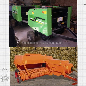 Professional Manufacture good quality hot sale wheat straw hay bales