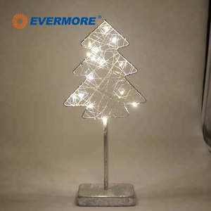 EVERMORE Led Mini Christmas Table Night Lights for Children