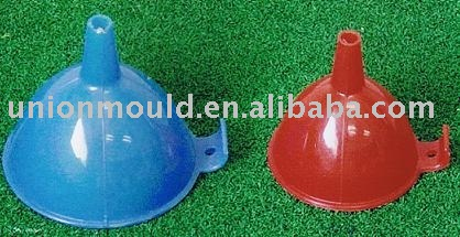plastic filler mould/die-oil funnel mold-plastic tundish mould-plastic injection tool/die