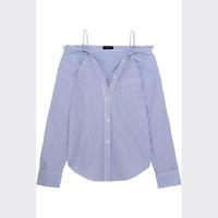 100% OEM Custom Fashion Women lady shirt t shirt for Women china supplier online