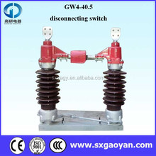 GW4-12 high-voltage disconnector main switch isolator