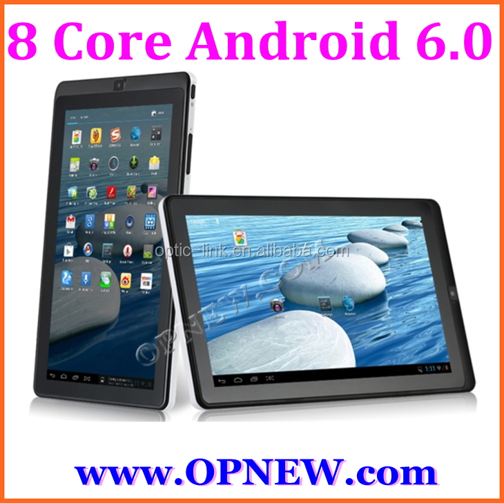 OEM Android 10 inch IPS touch screen Tablet Hot Seller Android 6.0 PC Tablet with regular USB port 3.0 connect TV HDM port