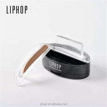 Liphop Natural Brown Ebony Gray eyebrow stamps powder, Eyebrow perfect Shape Brow Stamps waterproof
