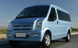 Hot Sale Petrol Engine 9-11 Seats Mini Bus For both Passenger and Cargo