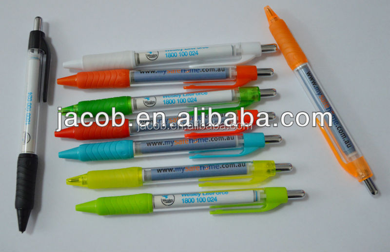 flyer banner pen customize design 1000pcs with free shipping by <strong>Fedex</strong>