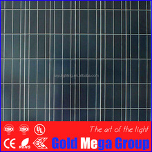 60W 120W 140W 150W Poly Crystalline Photovoltaic Module Solar Panel for home solar system