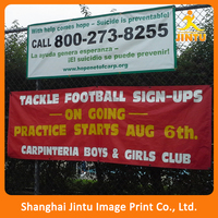 2016 Outdoor Banner Display New Advertising