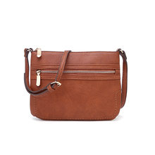 Hot Selling Wholesale Low Price Mini Brown Fashion Leisure Vintage Soft Strap Bag Women Crossbody Bags