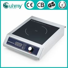 free standing commerical induction soup boiler/cooker from China manufacturer