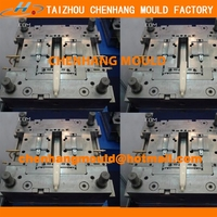 2015 custom die injection moulding process with Quick Mold Change System (good quality)