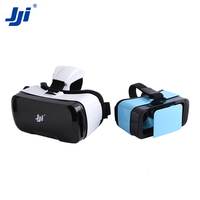 cheapest ABS material acrylic lens virtual reality vr box 3d glasses