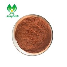 ISO certified organic wolfberry extract powder polysaccharides 30% Goji Berry Extract