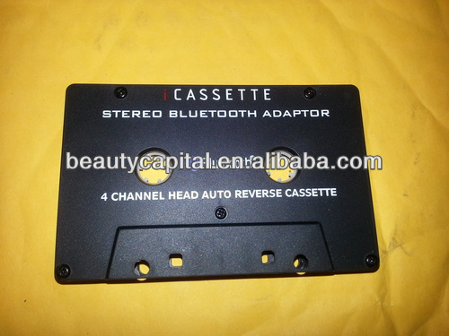 Bluetooth Cassette Adapter for car