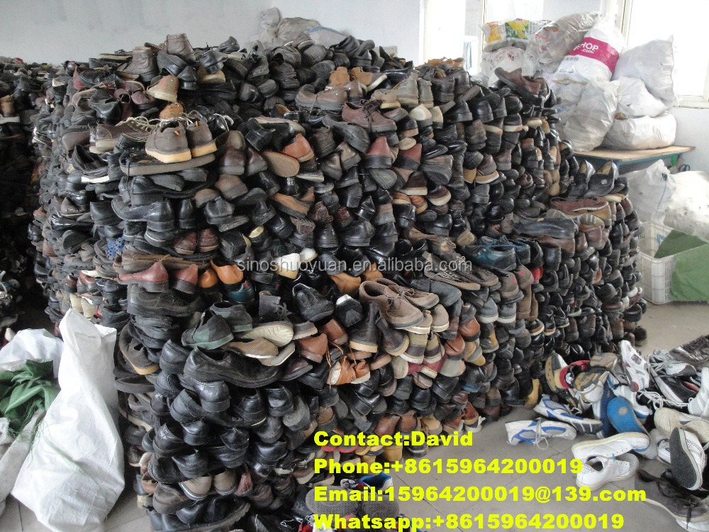 hot sale ghana used shoes in sacks