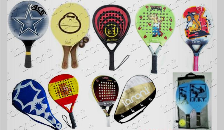 beach tennis racket set sale