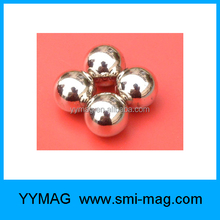 High quality permanent ndfeb 10mm magnets ball