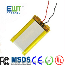 lp 654290 3.7V 2600mAh li-polymer rechargeable battery lipo battery for quadcopter rc LiPO Battery Pack
