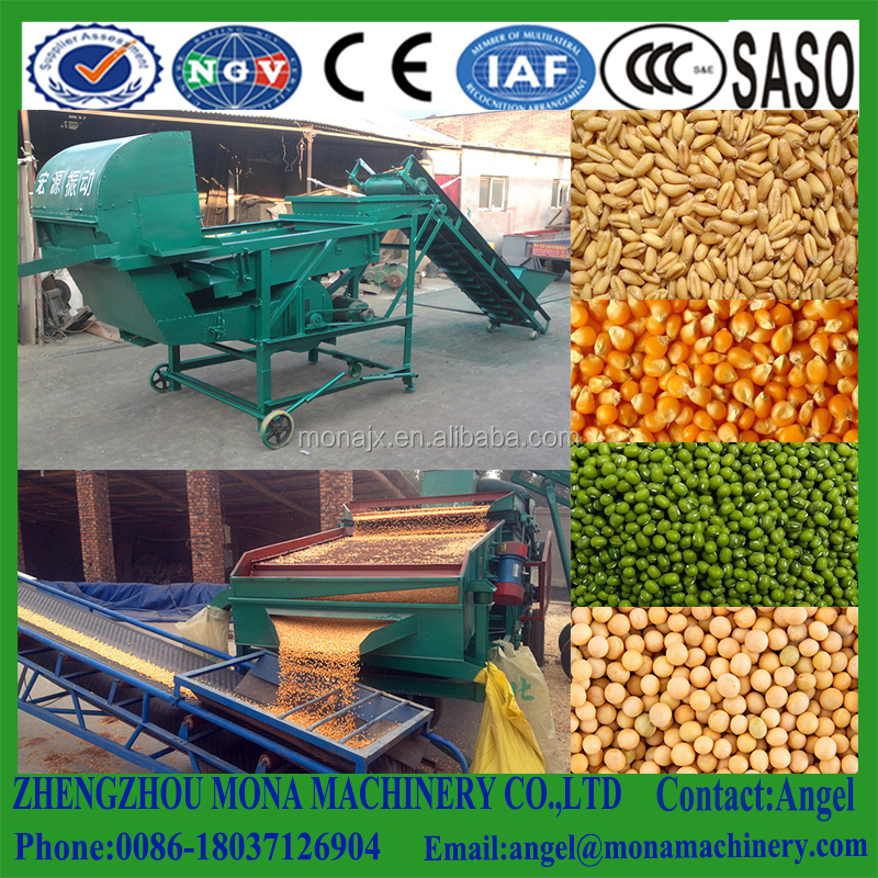 2016 latest model rice grain sorting machine/corn color sorter/maize buckwheat grading and sorting