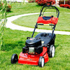 Self-propelled gasoline lawn mower with battery start/20inch Lawn Mower Manual Control