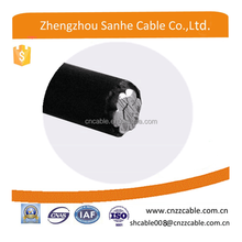 Overhead Electrical 4 core Insulated Aerial Bundel Cable ABC cable