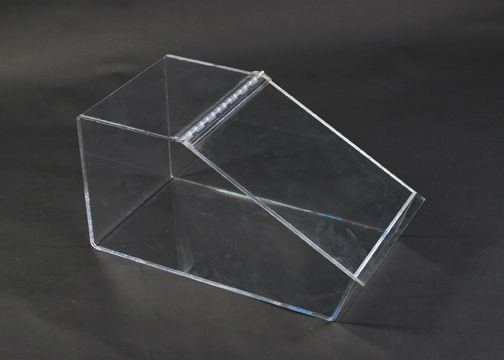 Portable Acrylic Clear Candy box Grocery Store Acrylic sweet container