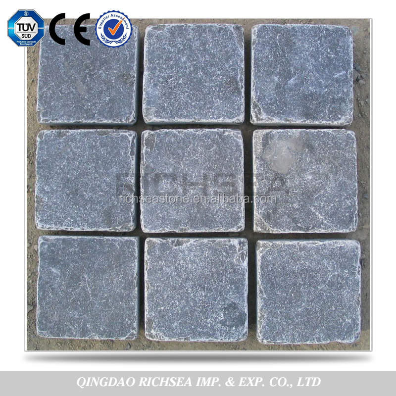 Professional Honed Bluestone Honed Limestone Block Price