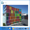sliding window colored tempered glass