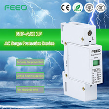 380V 40ka power supply Surge Protective Arrester Low Voltage System Surge Absorber Electric Surge Arrestor with CE