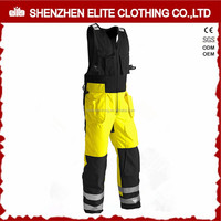 EN471 ANSI safety disposable heated fluorescent coveralls