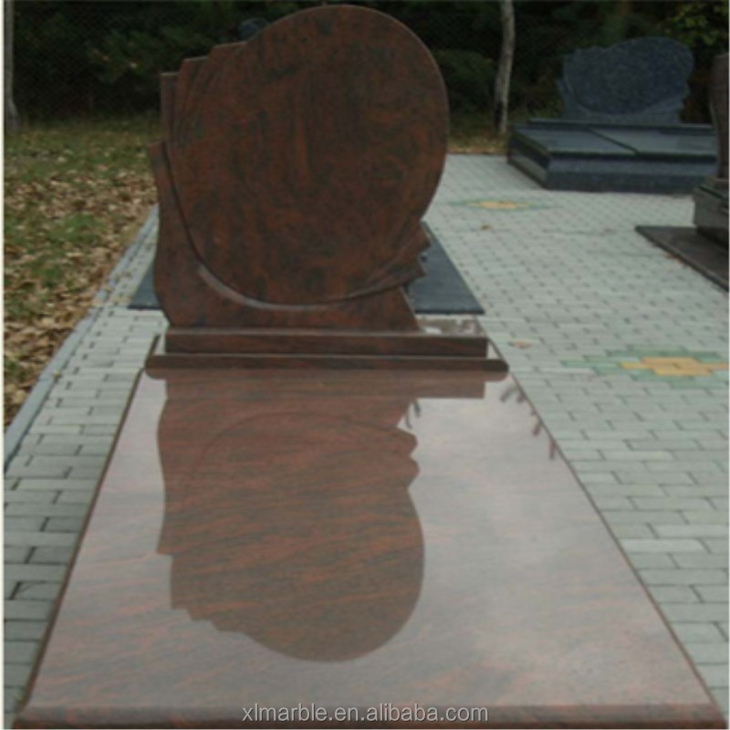 Best selling Unique cemetery headstone with great price