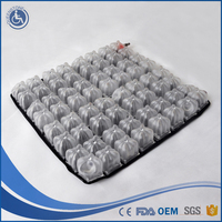 pressure relief bed type medical air cushion for wheelchair user