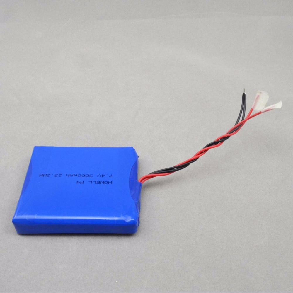 Rechargeable Lithium Polymer Battery 7.4v 3200mah for medical device