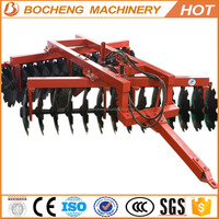 Wholesale farm dis harrow high quality offset heavy disc harrow implement price list for sale
