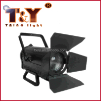 LED fresnel spot light studio theater light, fresnel video light
