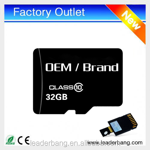 Best selling products Upgrade memory card 32gb card cheap wholesale