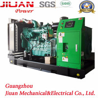 OEM manufacture Guangzhou 300kva diesel generator efficiency with ac alternator brushless