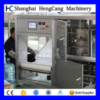 Automatic bagging machine for 5 gallons bottle water