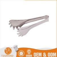 Direct Factory Price Custom Function Of Mini Serving Food Stainless Tongs