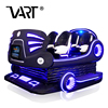 Blue And Black Cool Design Virtual Reality 9DVR 6 Seats Cinema/Simulator/VR Chair
