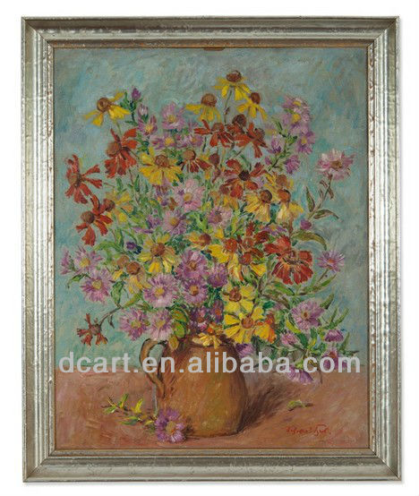 handpainted famous still life oil paintings reproduction