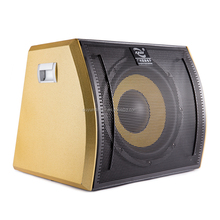 SPL 91db 10 inch grid shell car subwoofer 15