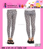 Top Quality Black And White Skull Printed Leggings Hot Sale Tight Casual Ladies In Leggings Picture